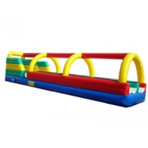 Inflatable Bungee Run/Slip n Slide