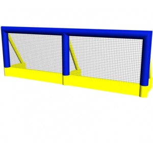 Smart Arena - 50' L x 15' H  wall panel