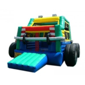 Bouncing Truck