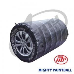 scenario bunker - 6 stacked tires