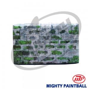 scenario bunker - Wall C - Solid Wall Panel