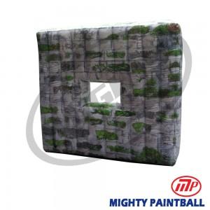 scenario bunker - Wall F - Window Wall Panel